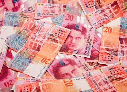 swiss money | EconAlerts