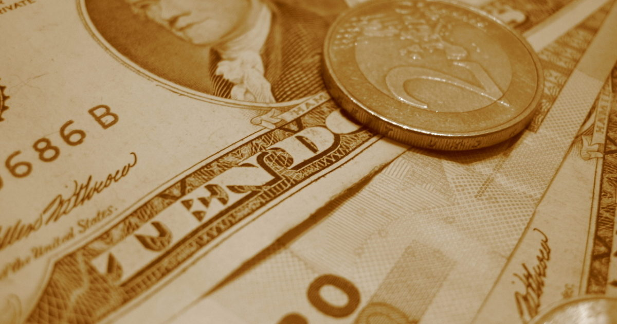 Two euros and ten dollars | EconAlerts