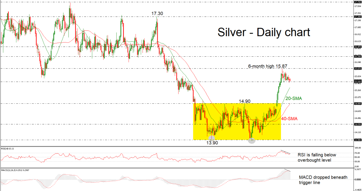 Silver 17/01/19 | EconAlerts