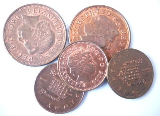 UK pennies | EconAlerts