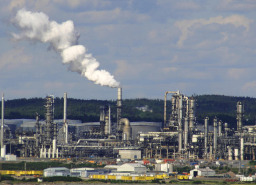 oil refinery | EconAlerts