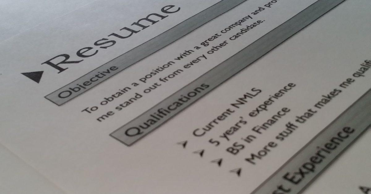 resume | EconAlerts