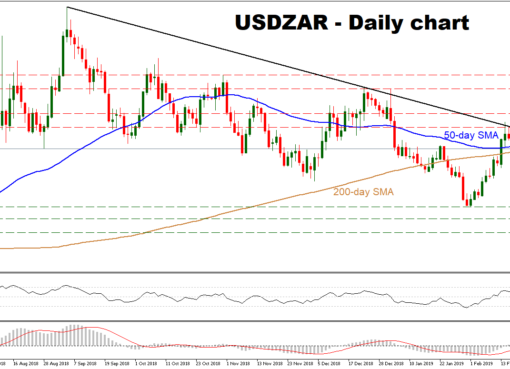 USD/ZAR 21Feb19 | EconAlerts