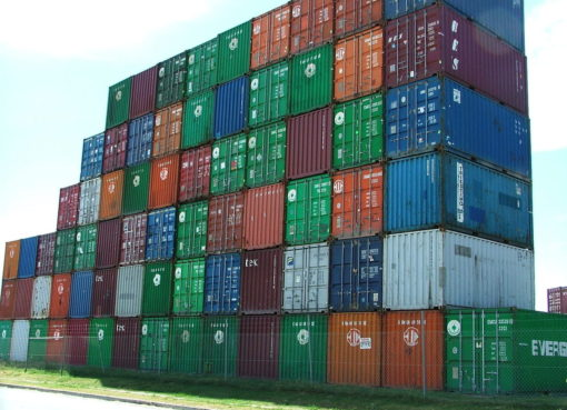 shipping containers | EconAlerts