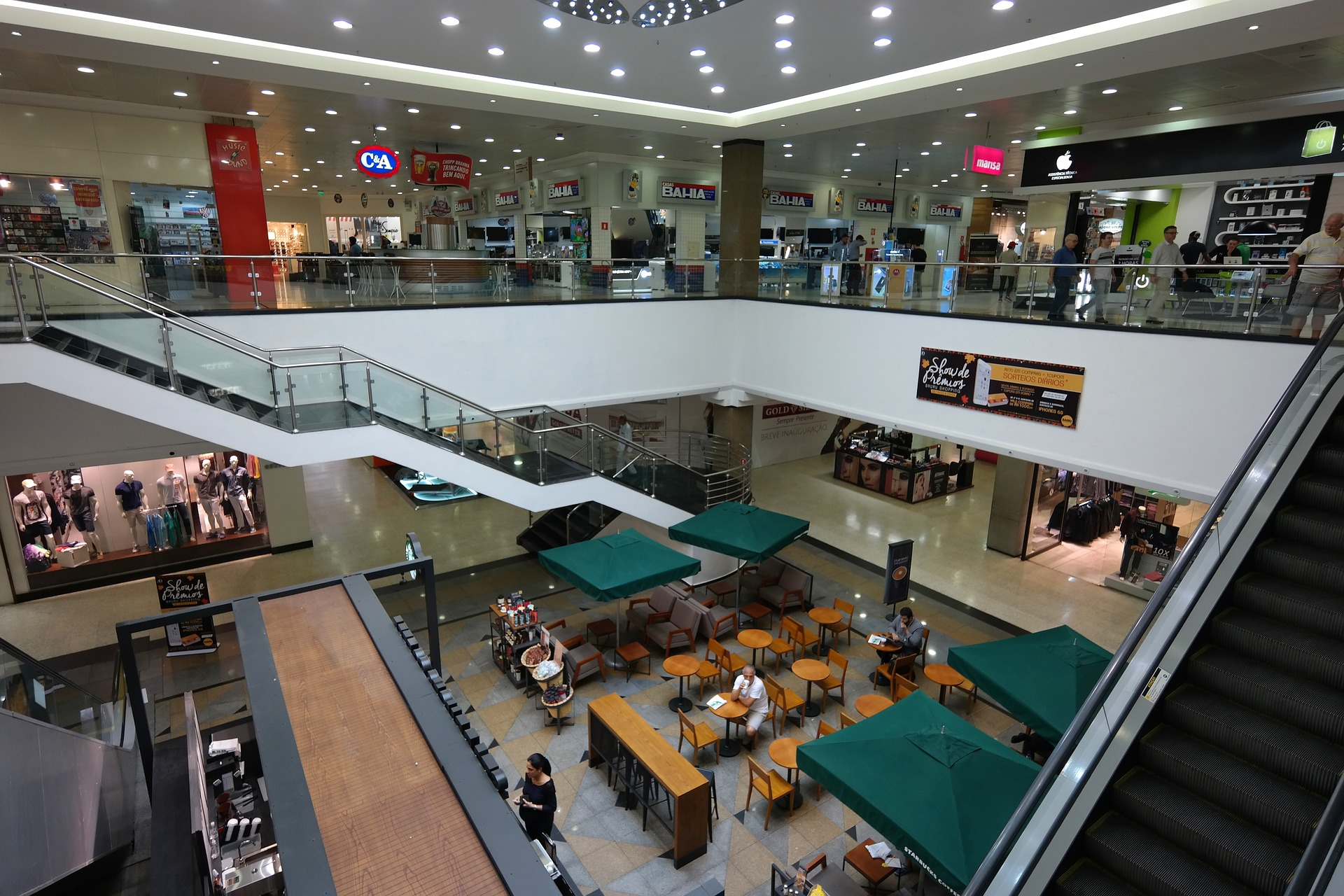shopping mall | EconAlerts