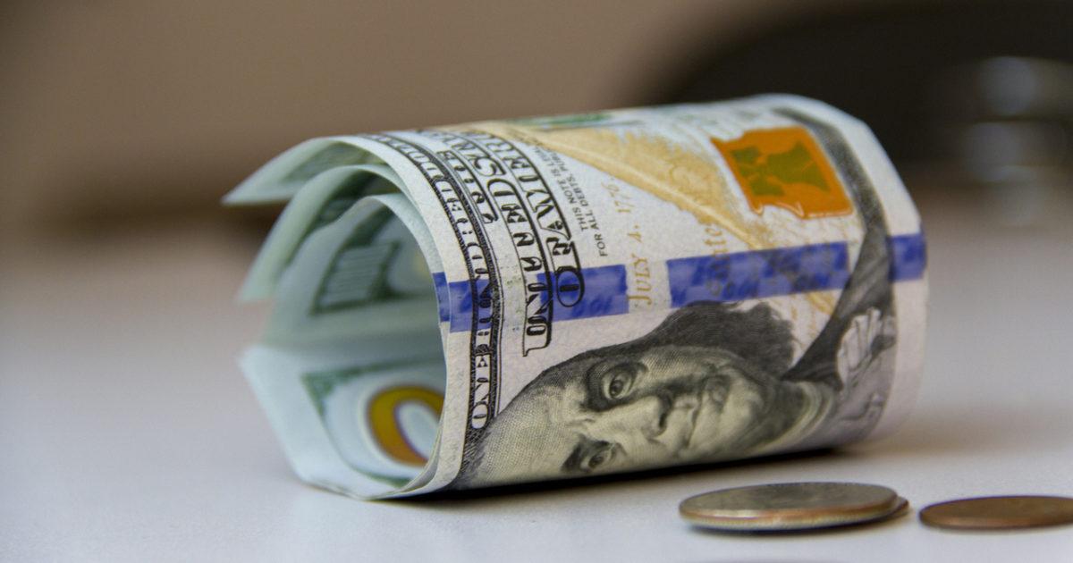 100 dollars | EconAlerts