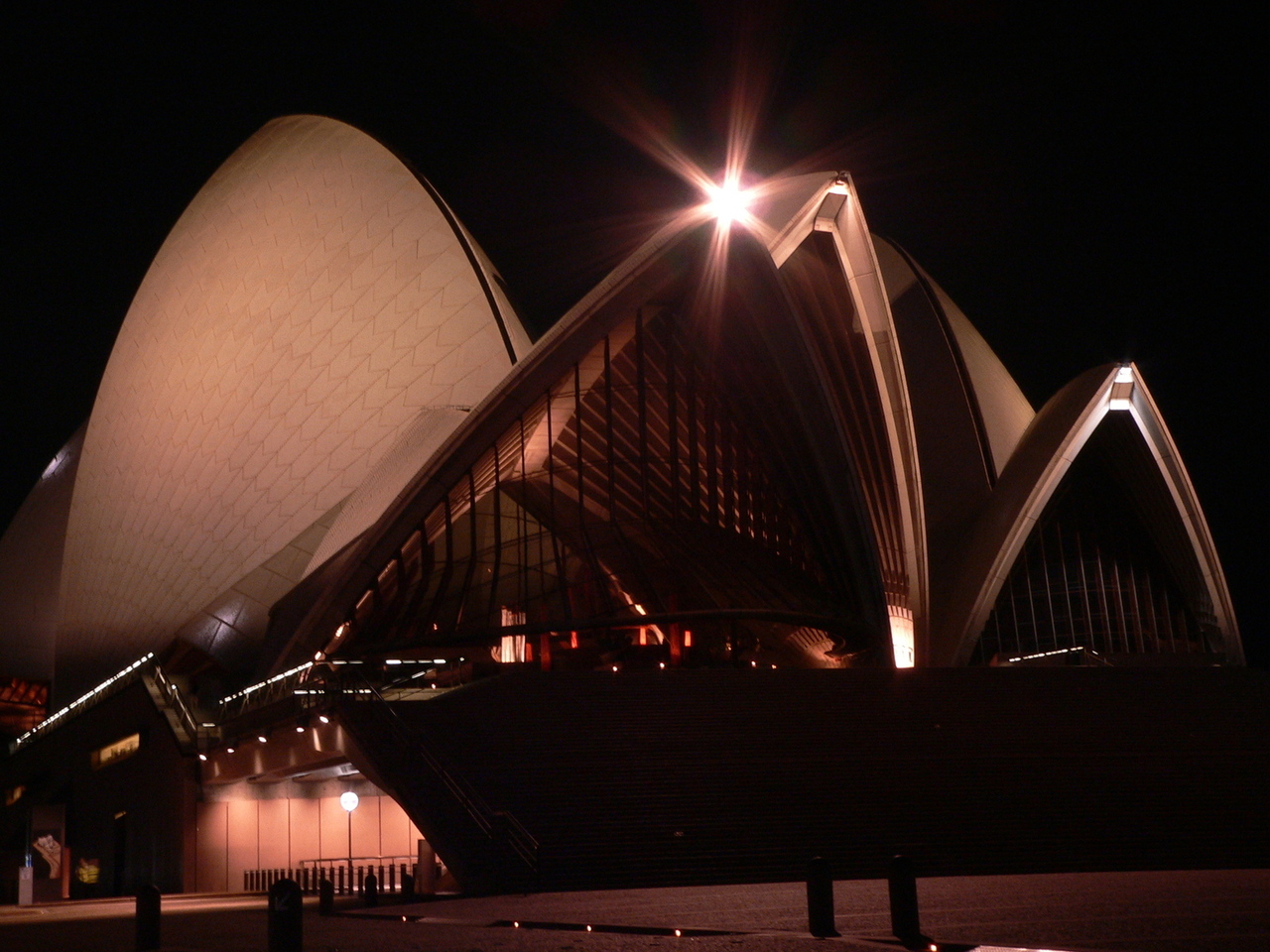 sydney opera house at night | EconAlerts