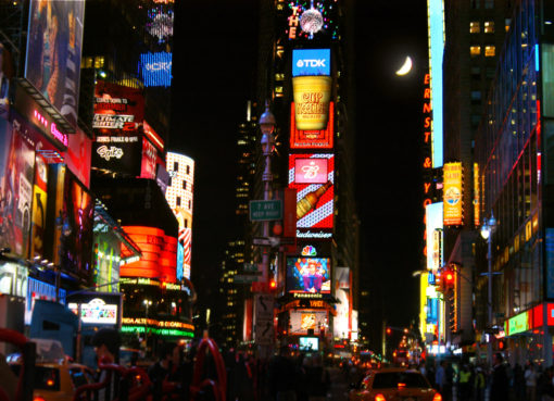 Time Square | EconAlerts