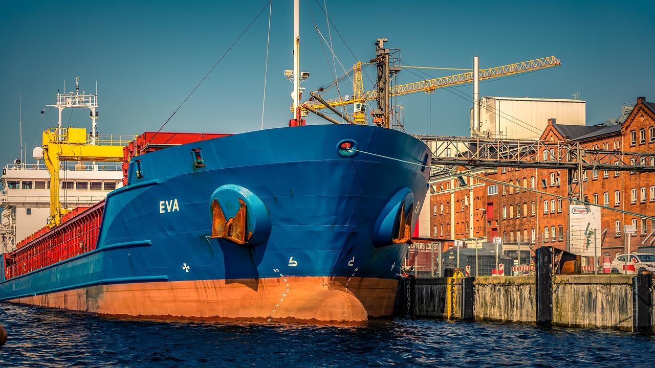 cargo ship   EconAlerts